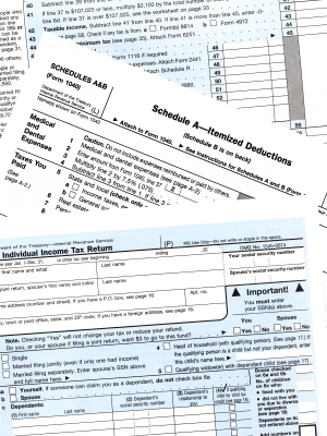 2012 Tax Filing Season Delayed Because of Last Minute Legislation