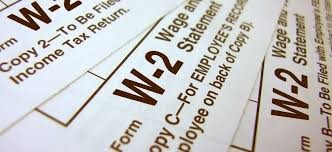 IRS Changes Filing Deadlines for W-2 & 1099 Forms