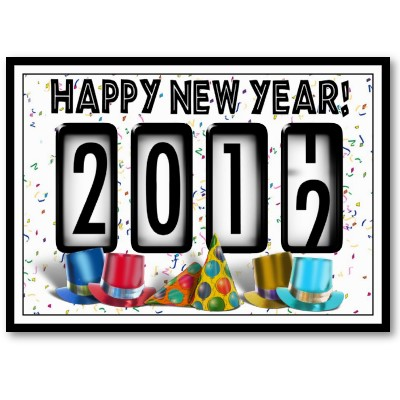 Goodbye 2011, Hello 2012! - Houston Business CPA